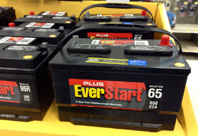 everstart battery