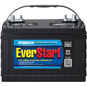 everstart marine battery